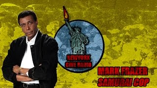 Interview with Mark Frazer (Frank) star of Samurai Cop