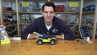 LEGO® Technic 42079 B-Modell - Abschleppwagen