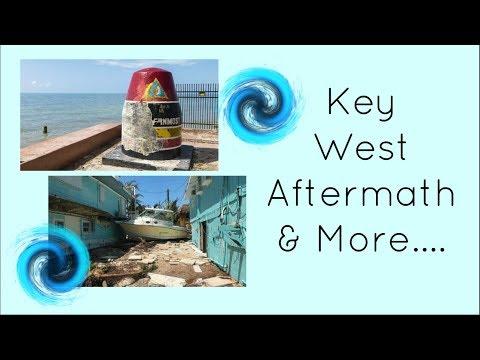 Vlog 5: Key West ♡, Yummy Food, More Of Irma!! 🌴🌞