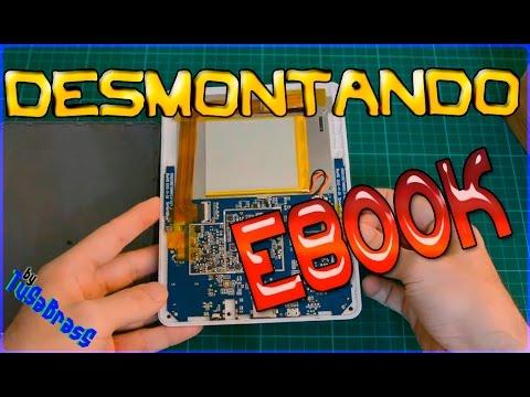 Desmontando: Ebook, Donde Esta El Boton On/OFF - MiBUK Wolder - Desmontar - TusabrasS