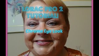 "TUTORIAL: LORAC Pro 2 ""Chrome Eye"" Look Thumbnail"