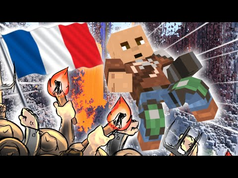 Joining 2b2t France was a MISTAKE...