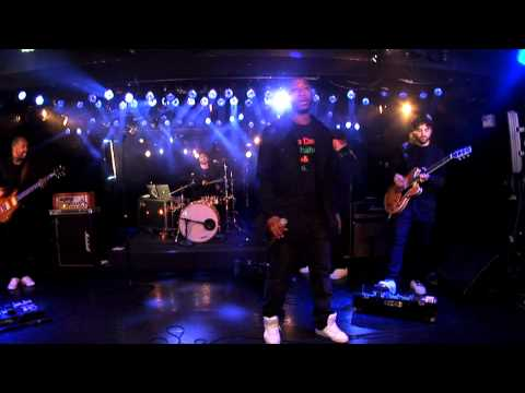 Bad Rabbits - Can't Back Down - Live on Fearless Music HD
