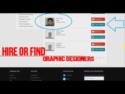 Freelance Graphic Design Jobs Online | SP Design House