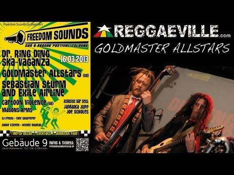 Goldmaster Allstars - Colt 45 @Freedom Sounds Festival 3/16/2013