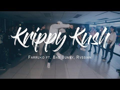 Krippy Kush - Farruko ft. Bad Bunny, Rvssian / CHOREOGRAPHY by Axel Barrios