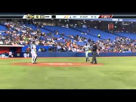 2009/06/30 Upton's leadoff homer