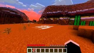 Minecraft 1.7 Blocks & Items: Red Sand