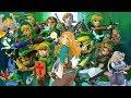 Top 10 Best Zelda games