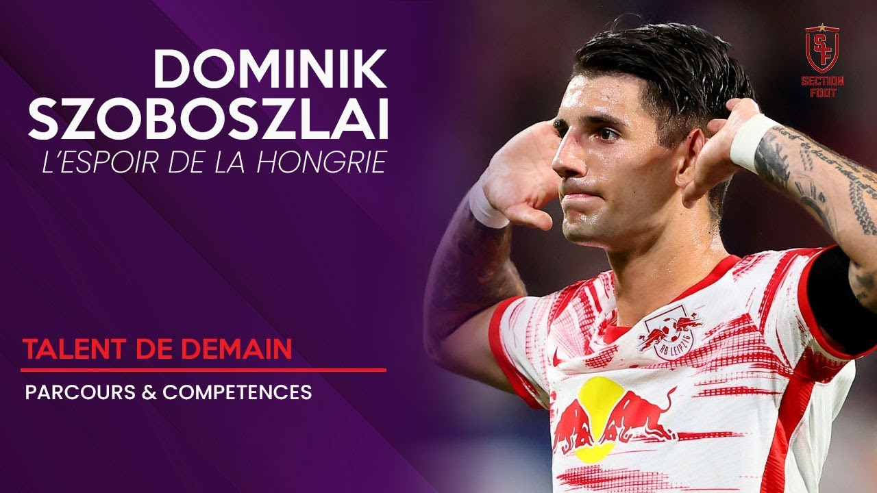 Qui est Dominik SZOBOSZLAI, l'espoir de la Hongrie ? ⚽️ Talent de Demain