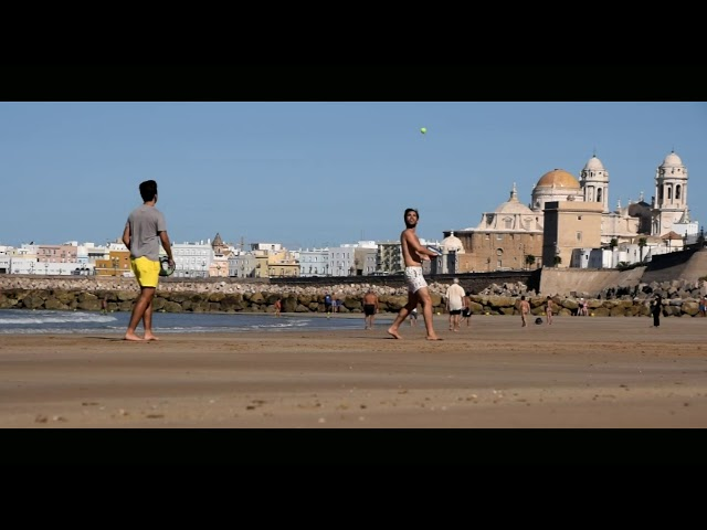 Playa Santa María del Mar (Cádiz)