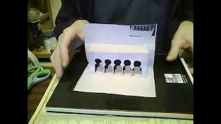 PaperCraft - Papiroflexia Edificios - Recortables 3D - Cardstock 3D