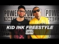 Kid Ink Freestyle With The LA Leakers | #Freestyle001