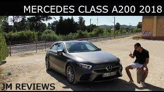 Mercedes Class A200 2018 - O Vosso Melhor Amigo - JM Reviews Portugal