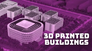 3d Printed Building In China