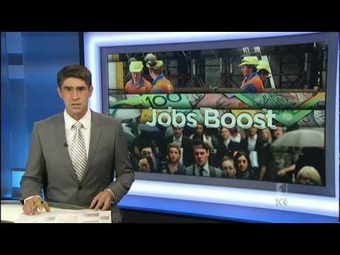Australian Unemployment Figures Rise Slightly in 2012
