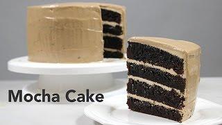 Mocha Cake Recipe  Yummy Ph