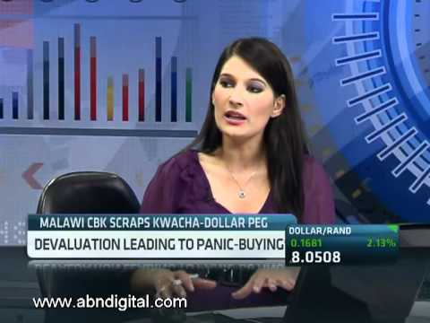 Malawi's Scrapping of Kwacha-Dollar Peg with Roy Daniels