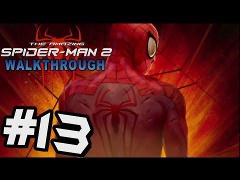 Amazing Spider-Man 2 Walkthrough Part 13 Green Goblin