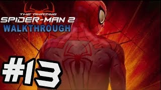 Amazing Spider-Man 2 Walkthrough Part 13 Green Goblin