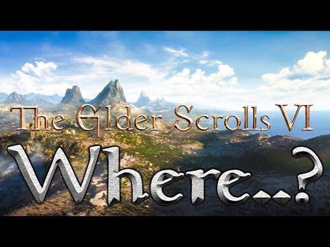 Elder Scrolls VI: Where?