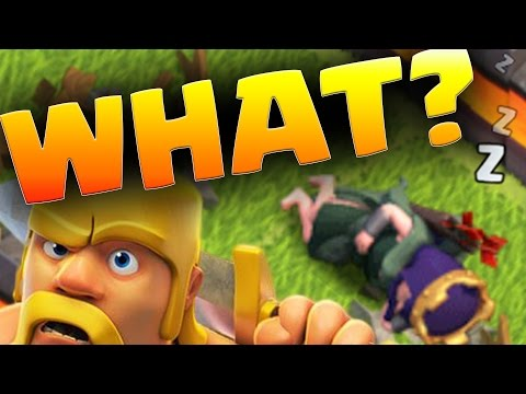 Clash of Clans: I Didn't Know THESE RAIDS EXISTED! (STILL)
