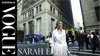 Sarah Ellen takes New York   Shopping and Style Guides   Vogue Australia