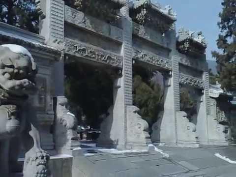 碧云寺 Temple of Azure Clouds 17