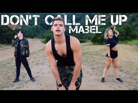 Don't Call Me Up - Mabel | Caleb Marshall | Dance Workout