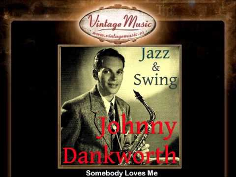 JOHNNY DANKWORTH CD Vintage Jazz Swing Orchestra. Somebody Loves Me , Idaho