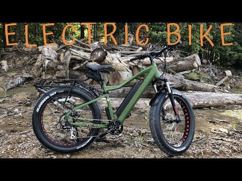 Electric Hunting Bike | M2S Hunting Bike