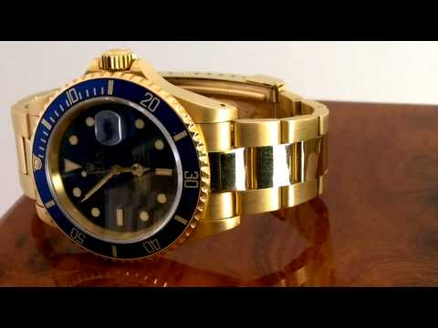 ARCHIE EXPLODES - Sydney punter reneges on Rolex President Day-Date Sale
