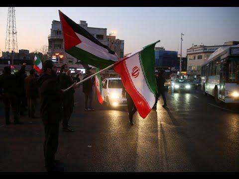 L'Iran Tire Des Missiles Sur Deux Bases Militaires Américaines En Irak