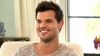 EXCLUSIVE: Taylor Lautner Adorably Reveals He's 'Looking Forward' to Being a Dad Someday: 'I Love…