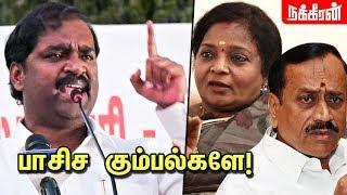 Velmurugan Slams BJP | Tamilisai | H.Raja | Modi