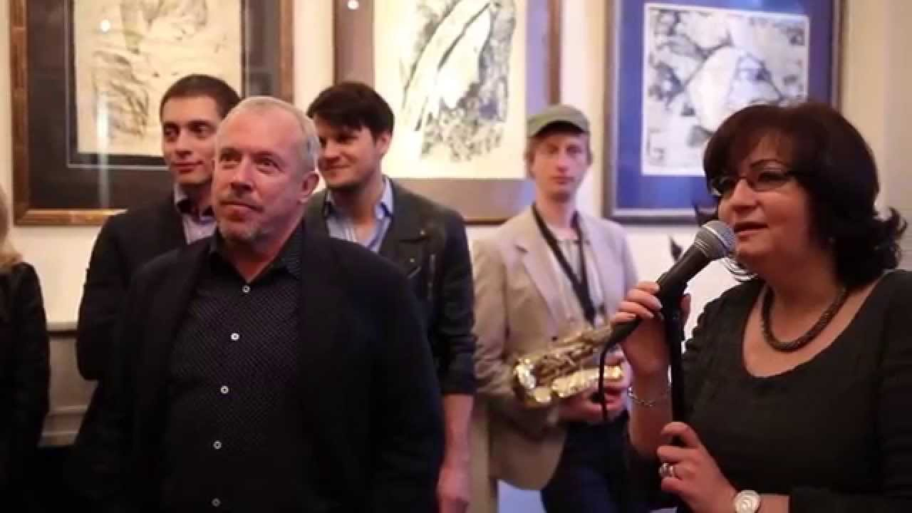 Andrey Makarevich with his new song appeals to the humanity of Russia 07.09.2014