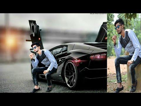 Picsart Lamborghini Editing Youtube