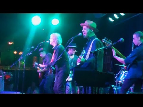 Ian Hunter & The Rant Band - Live at The Coach House, San Juan Capistrano 9-13-17