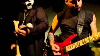 Curse Of The Pharaohs - Mercyful Fate (Cover By The Family Ghost - Valinhos-SP)
