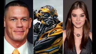 Bumblebee: The Movie (Update 134): Interview with Hailee Steinfeld and John Cena