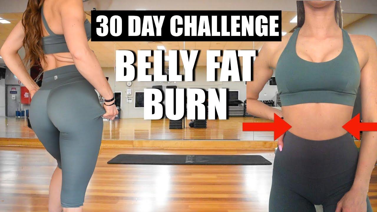 tummy fat burner workout