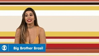 Big Brother Brasil 17: Vivian é advogada, de AM, e tem 23 anos