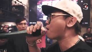 DICK x MEGA ACES vs DROPPY x PIKEY - Lại Battle Vui | VBR