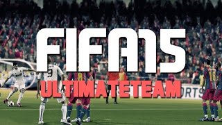 FIFA 15 - ULTIMATE TEAM (PC GAMEPLAY)