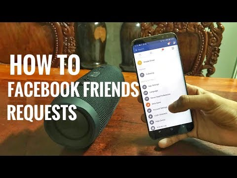 how to turn off facebook friend request button Easy And Fast