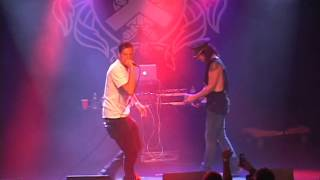 Mickey Avalon Dirt Nasty What Do You Say LIVE In Detroit St Andrews Hall February 23 2016