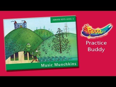 Five Finger Skips - Forte School of Music - JKC 3