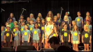The Barton Hills Choir  - 'Have You Ever Seen The Rain' - 2013 Summer Choir Show