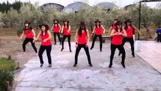 Repeat youtube video Zumba (caballito de palo) LOKAS POR EL GYM