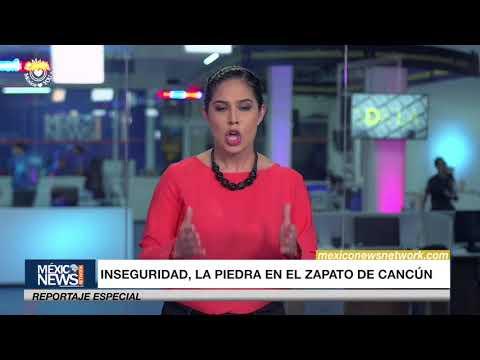 INSEGURIDAD, LA PIEDRA EN EL ZAPATO DE CANCÚN | EDITORIAL